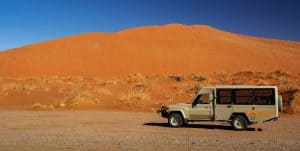 African Photo Tour - Sossusvlei