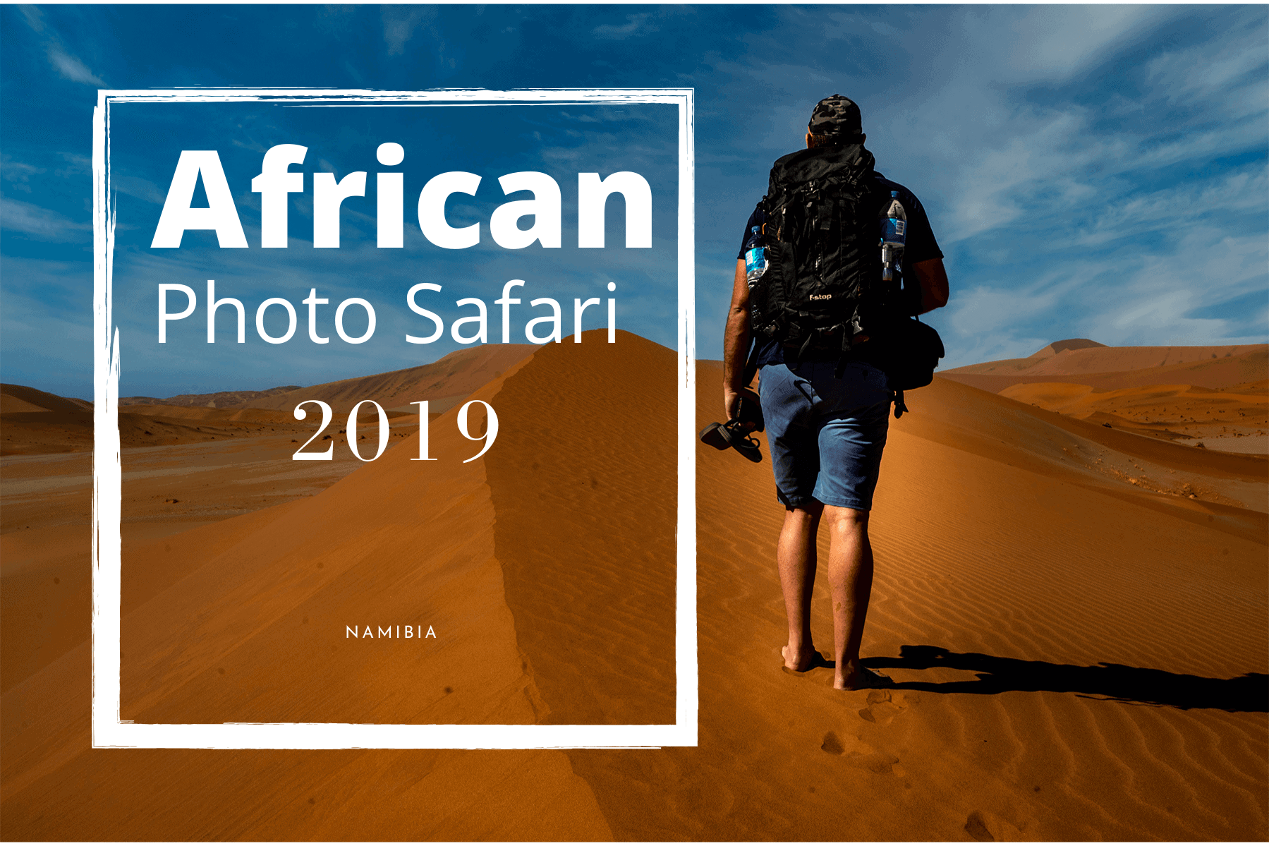 Photographing south Africa 2019